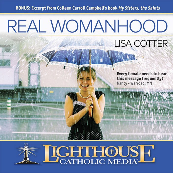 Real Womanhood - Lisa Cotter
