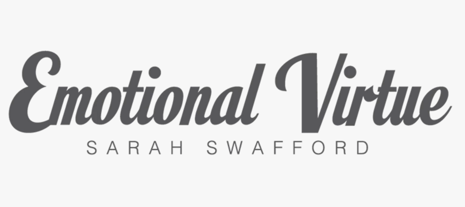 How-to Drama-Free: Emotional Virtue with Sarah Swafford
