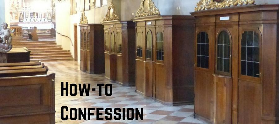 How-To Confession