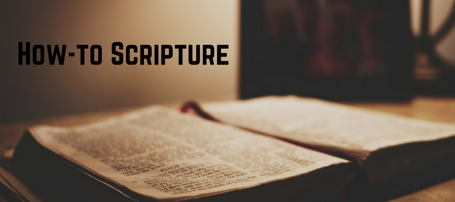 How-To Scripture