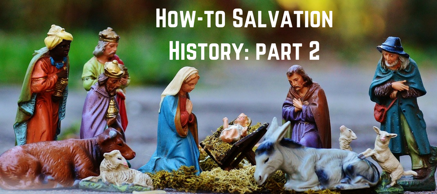 salvation history 2