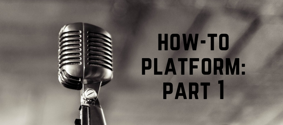 S4 Ep15: How-to Platform: Part 1