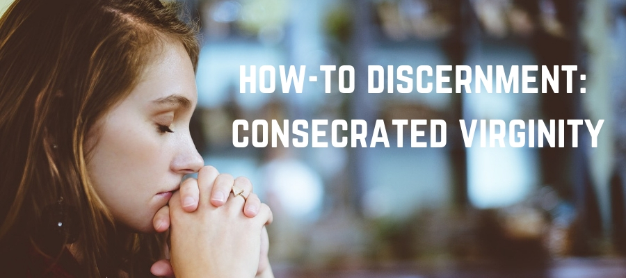 S5 Ep4: How-to Discernment: Consecrated Virginity with Andrea Polito